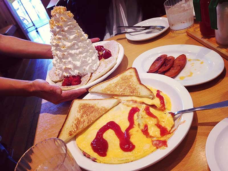【エッグスンシングス江ノ島】パンケーキ以外のおすすめハワイアンフードメニュー