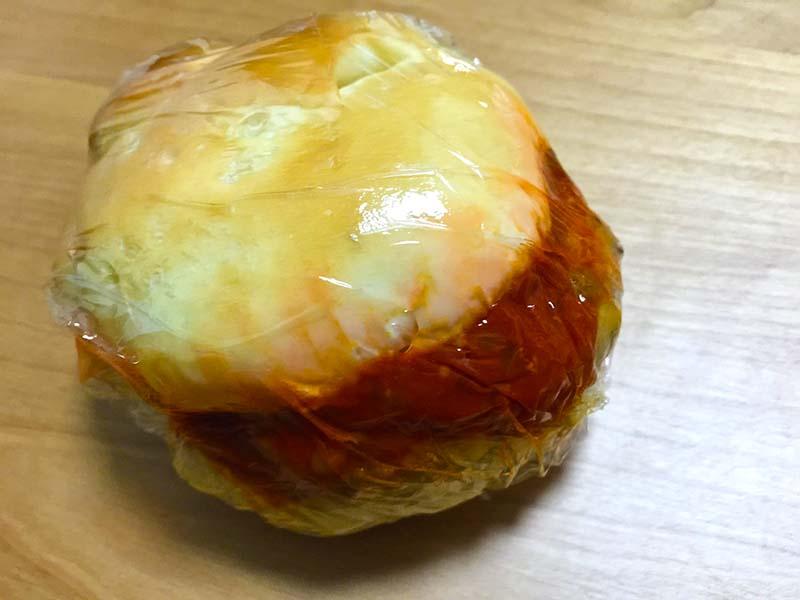 大人気ハンバーグパン