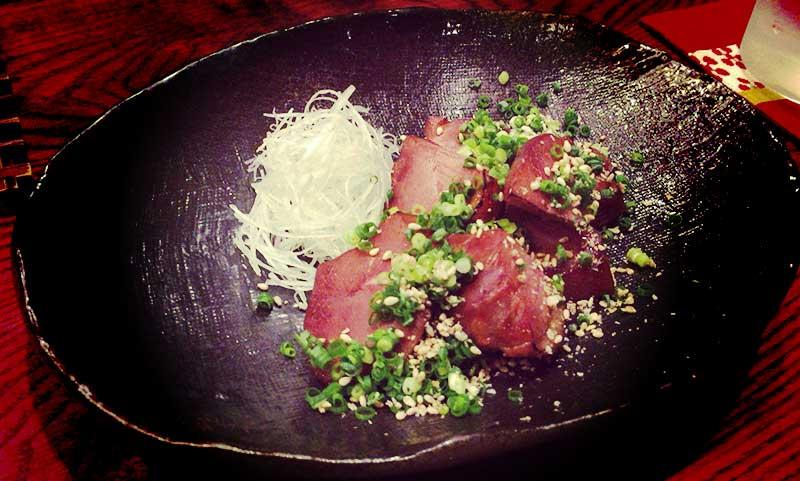 鴨ロースの西京焼き