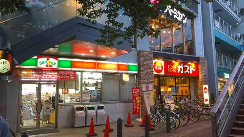 茅ヶ崎駅北口