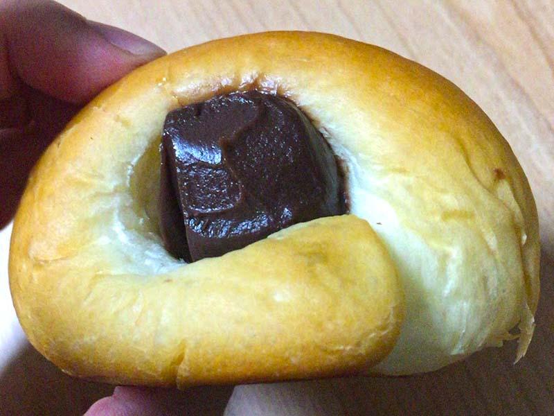 昔食べたチョコクリームの味