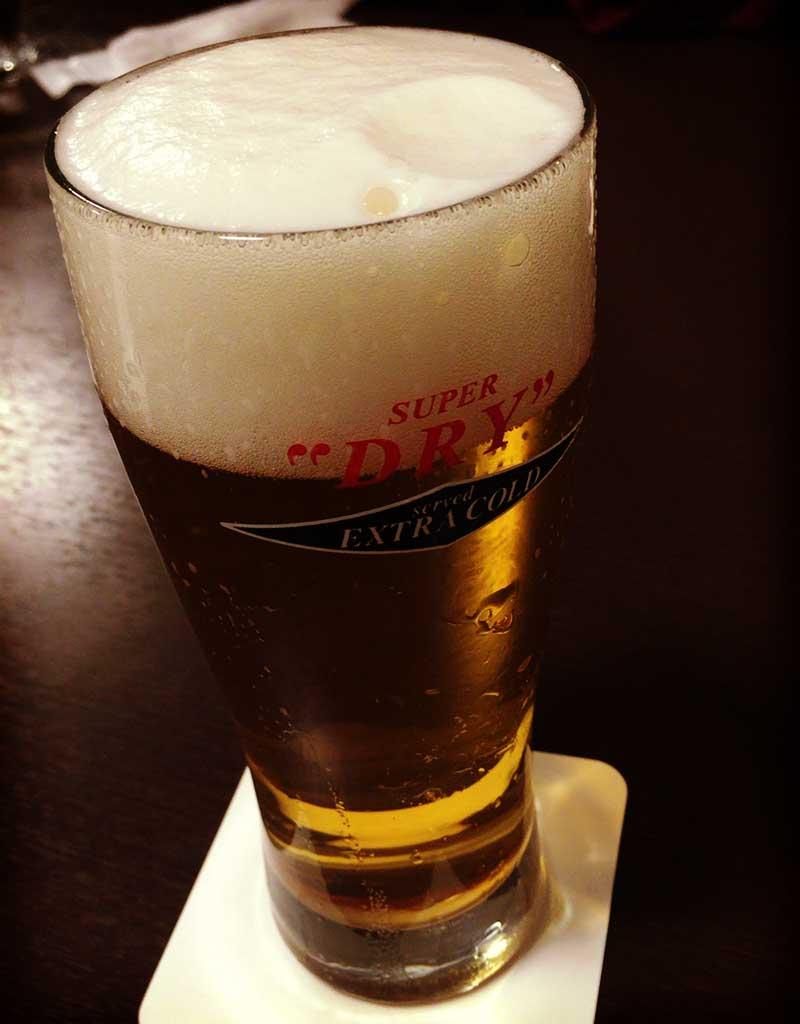 氷点下ひえひえビール