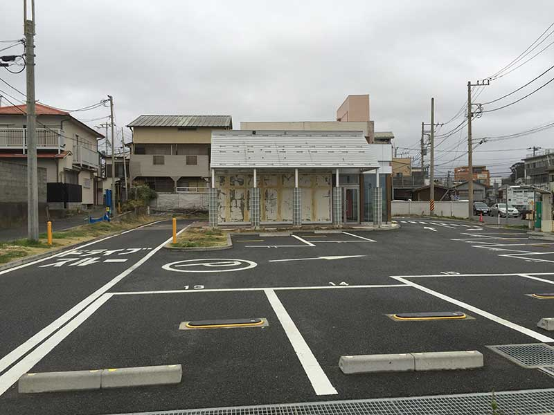 KFC江ノ島閉店
