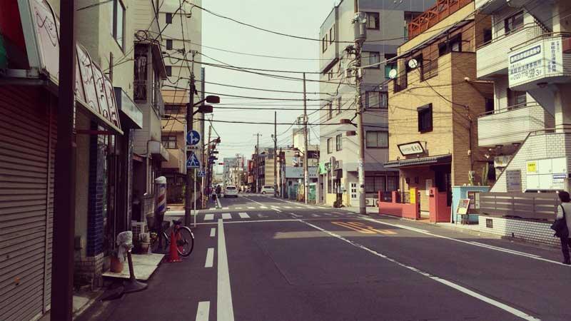平塚駅北口から徒歩7分