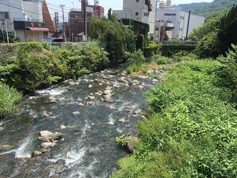 自然豊かな静かな環境