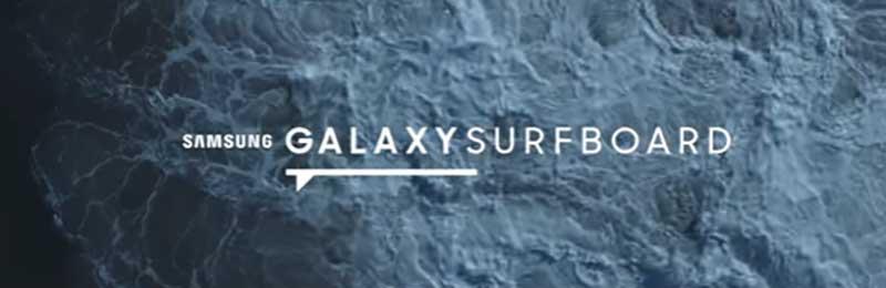 【GALAXY SURFBOARD】コンセプト動画