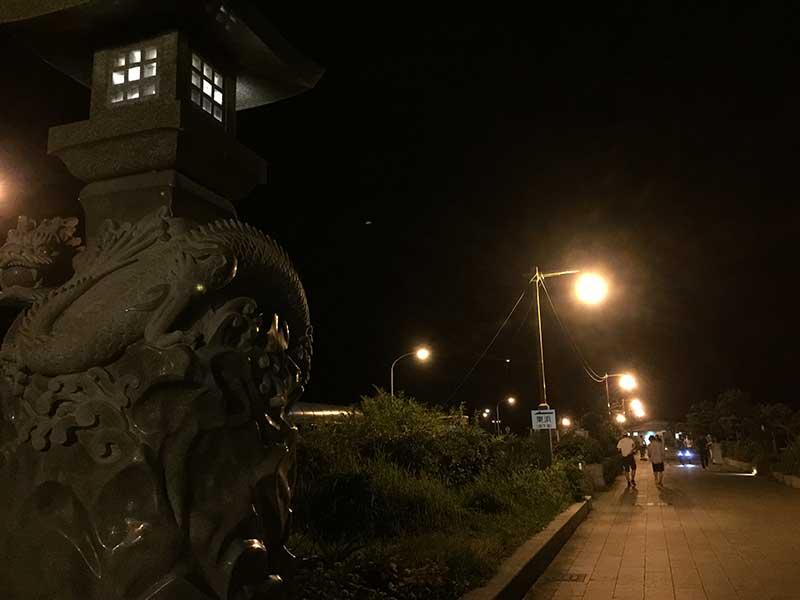 江ノ島への橋の入口