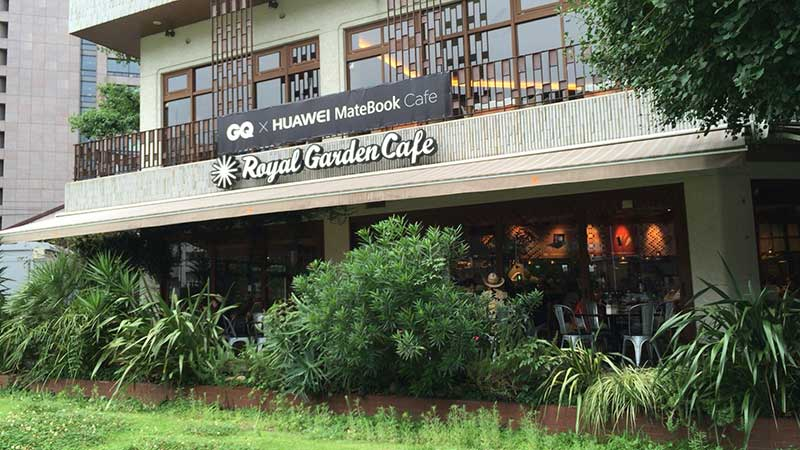 Royal Garden Cafe青山