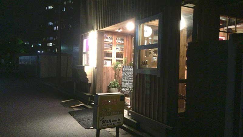 人気店DIEGOの1階のこれまた人気店【LAWDYBLUE】