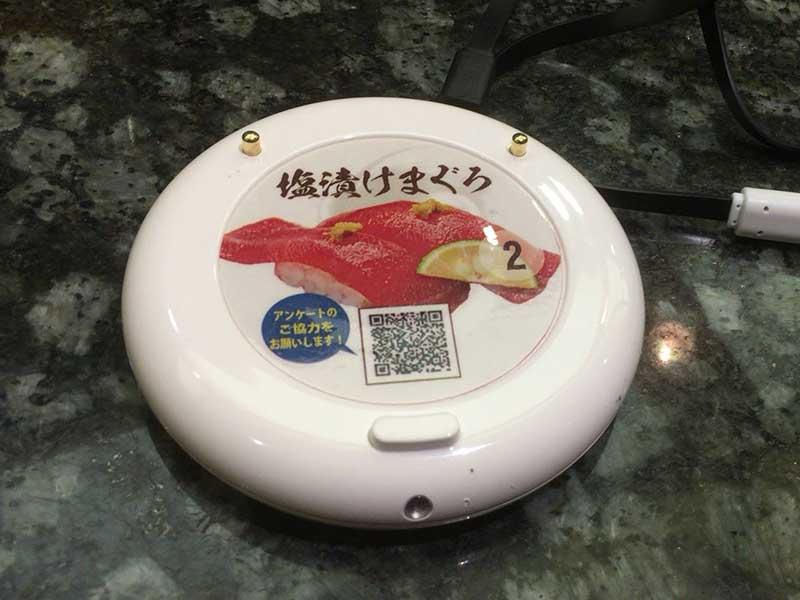 【江ノ島ポケモンGO】スマホの充電器が廻る回転寿司「まぐろ問屋三崎港」でバッテリーと旬の味覚をゲットだぜ!