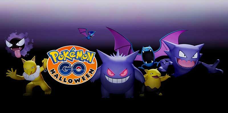 トリック・オア・トリート!-『Pokémon-GO』でハロウィンを楽しもう!
