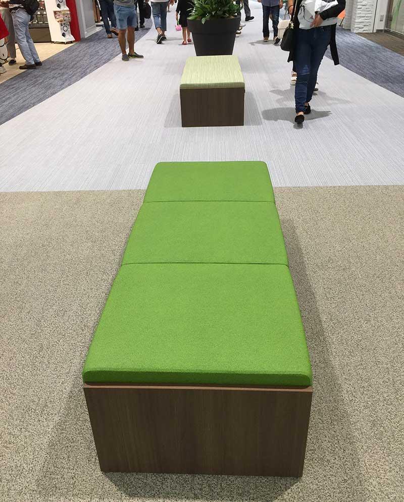 緑色のシート
