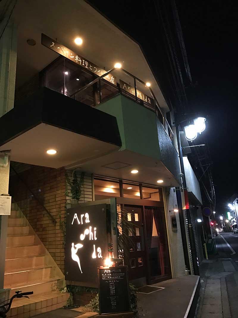 「Arashida(アラシダ)」