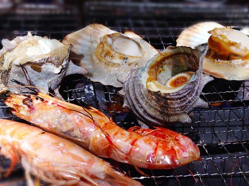 【ららぽーと湘南平塚】冬おすすめ!「漁師の浜焼あぶりや」海鮮BBQ食べ放題!