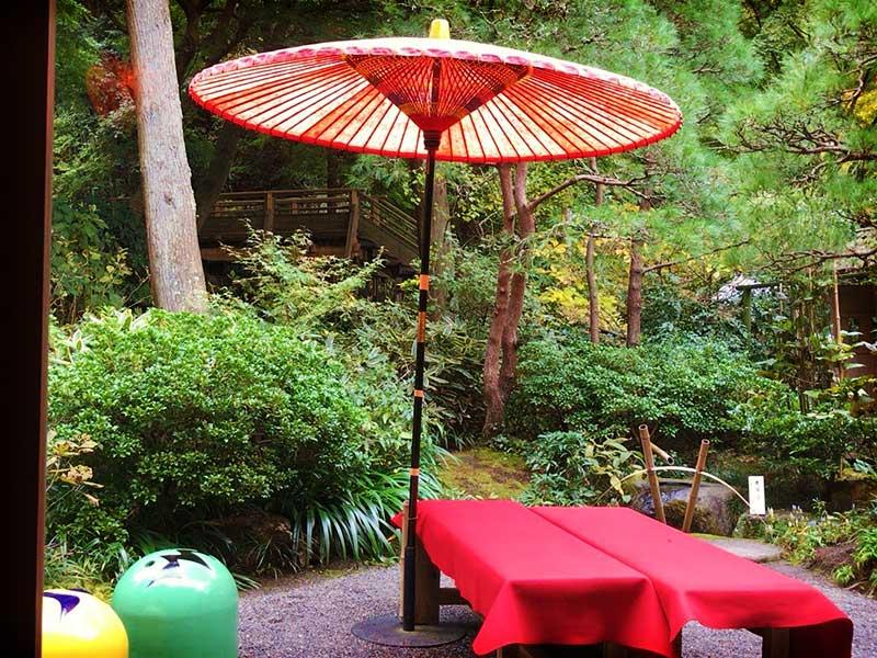 【北鎌倉おすすめカフェ】明月院の中にあるカフェ「月笑軒」で紅葉を見ながら一休み