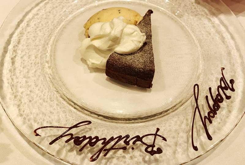 クラシックチョコレートケーキ