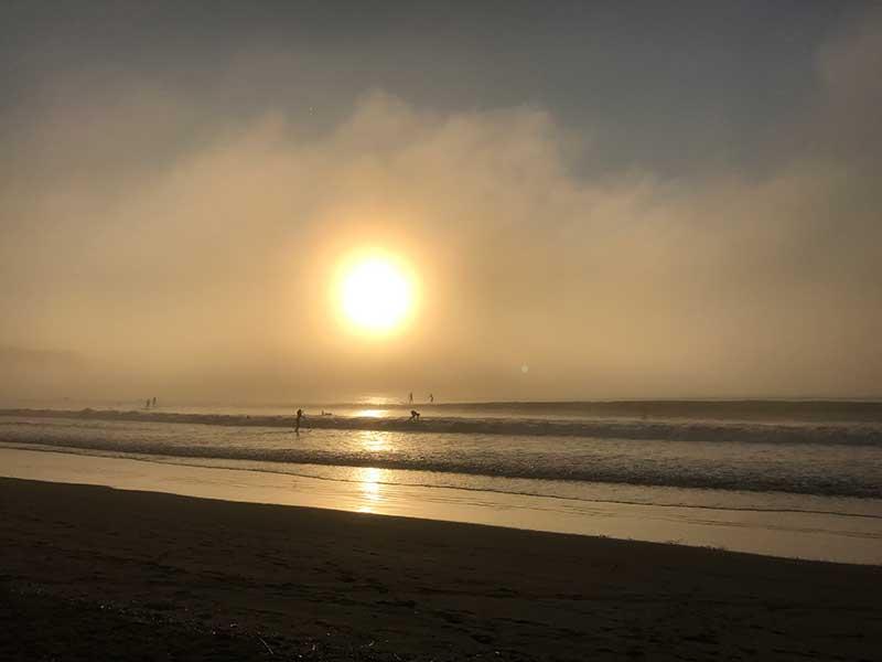 片瀬海岸東浜
