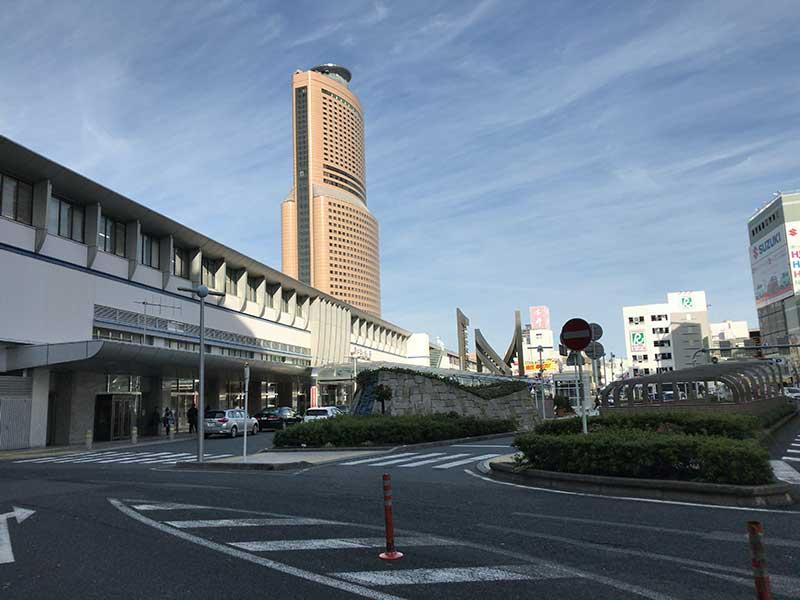 JR浜松駅南口から徒歩1分