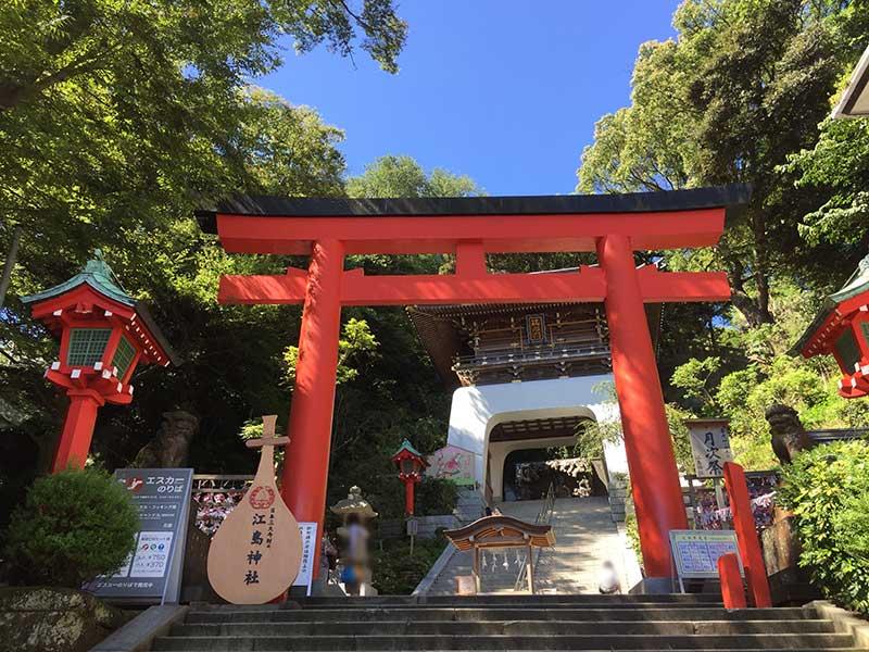 日本三大弁財天「江ノ島神社」の参拝時間は?