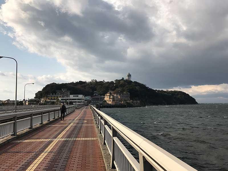 新ポケモンを探しに江ノ島へGO!
