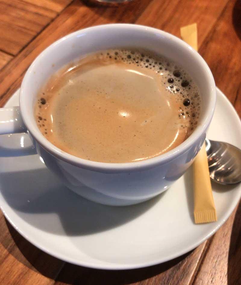 コーヒーでほっこりタイム