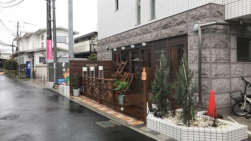 街のビストロ【LES FABLES bonjour(レ ファーブル ボンジュール)】