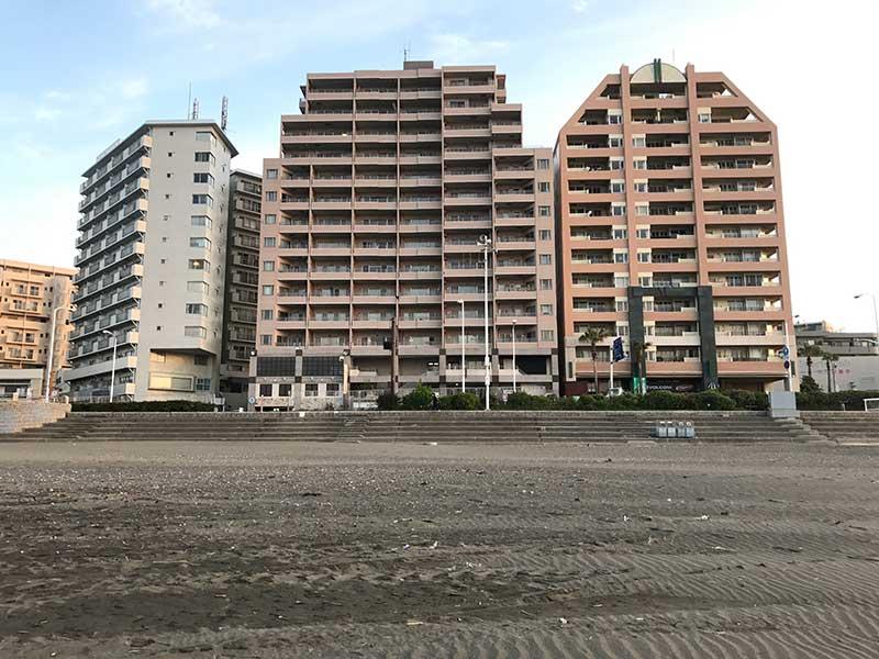 海辺のリゾートマンション