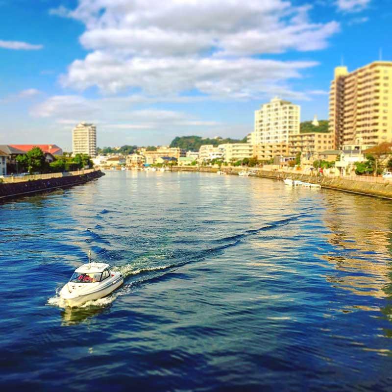 江ノ島といえばDIEGOです