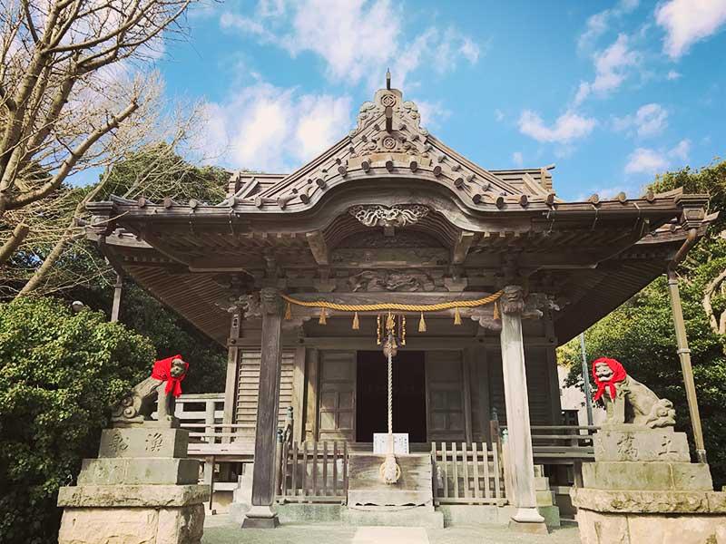 静かな小動神社