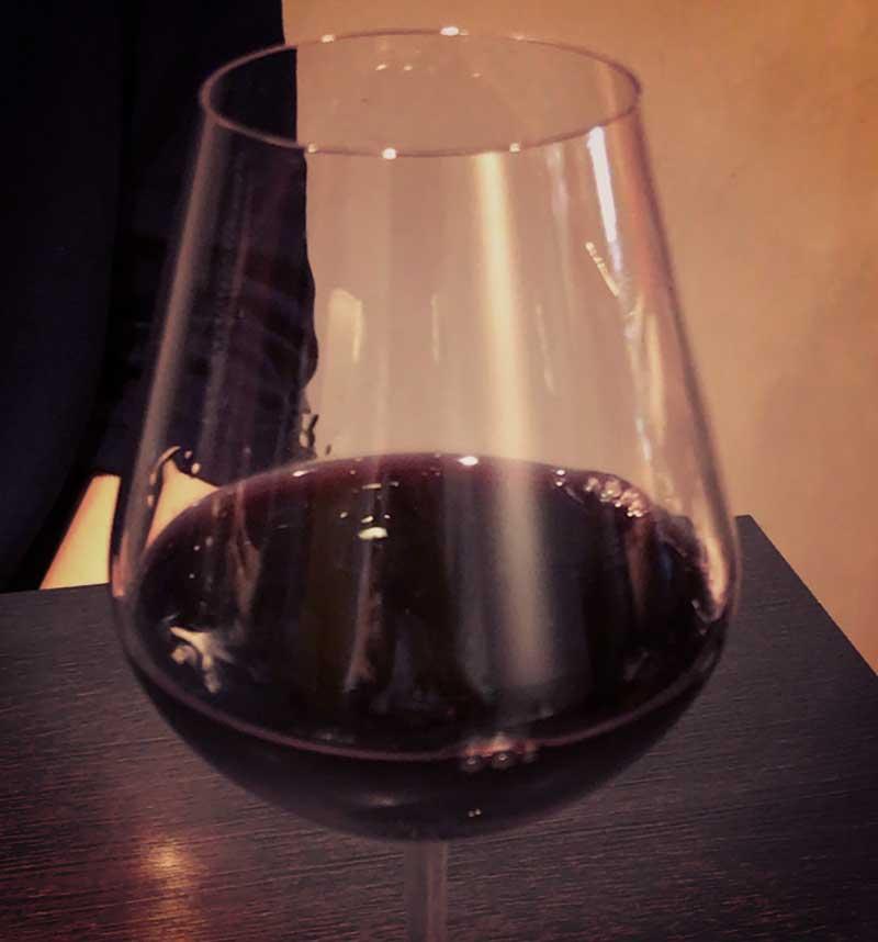 昼間からビオワイン
