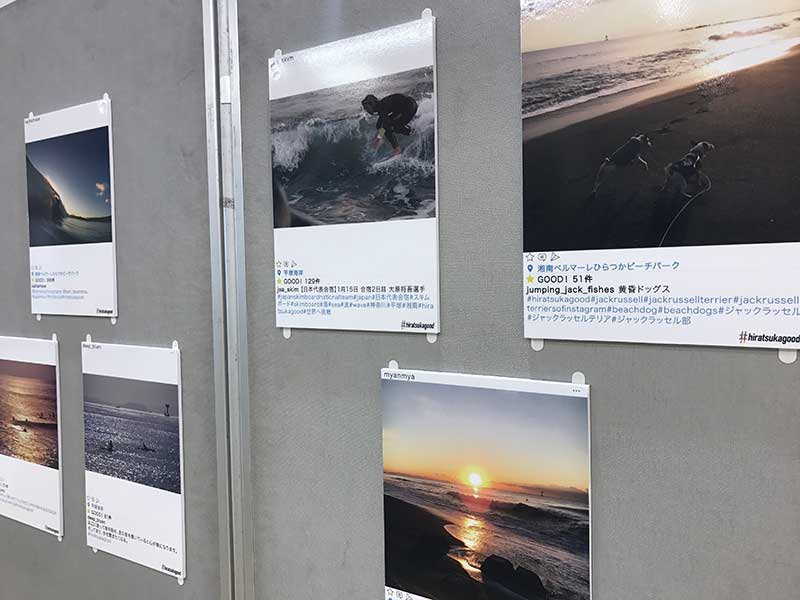 平塚の海の素敵な写真がずらり