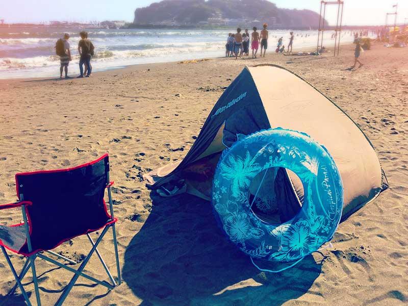 2017年おすすめビーチアイテムまとめ