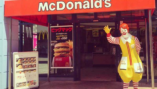 【ららぽーと湘南平塚よくある質問】マック(マクドナルド)はあるの?ないの?子供が好きなんですが?