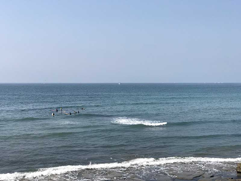 ひっそりサーフィン&SUP