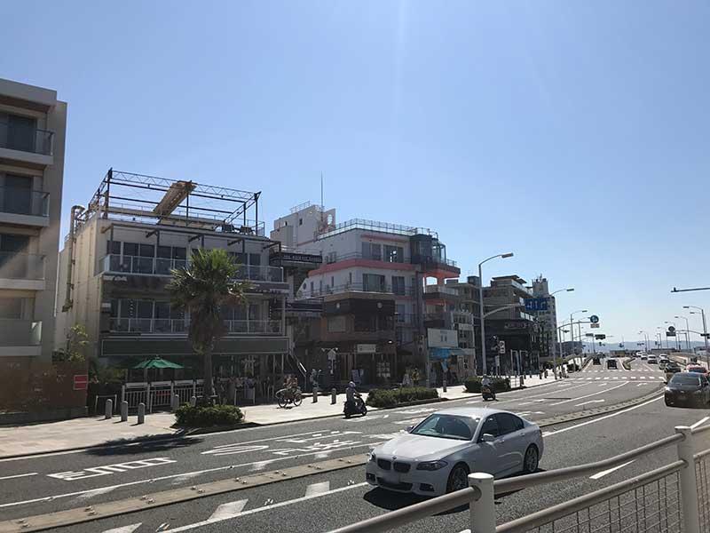 江ノ島のグルメスポット