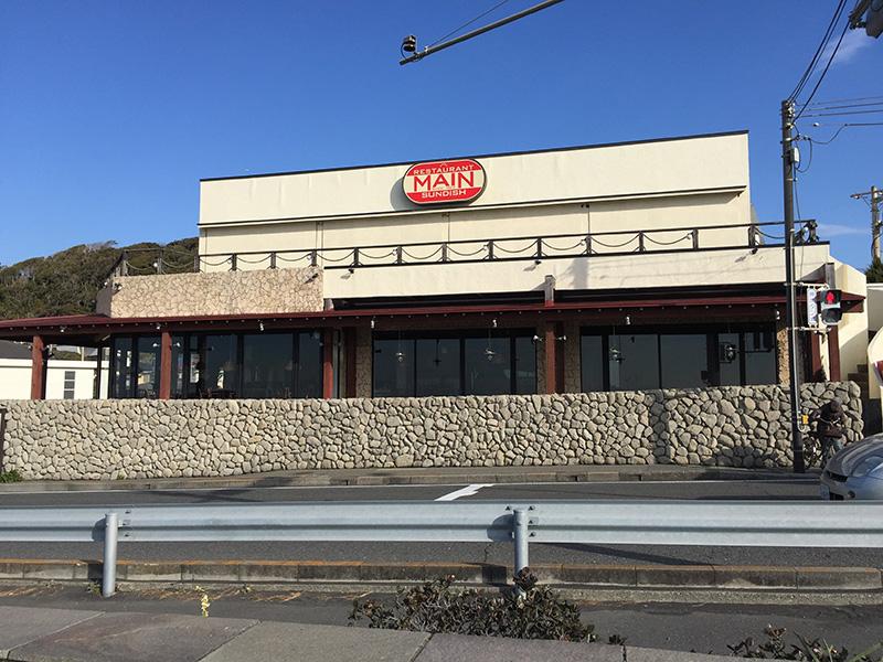 稲村ヶ崎レストランMIAN旧店舗