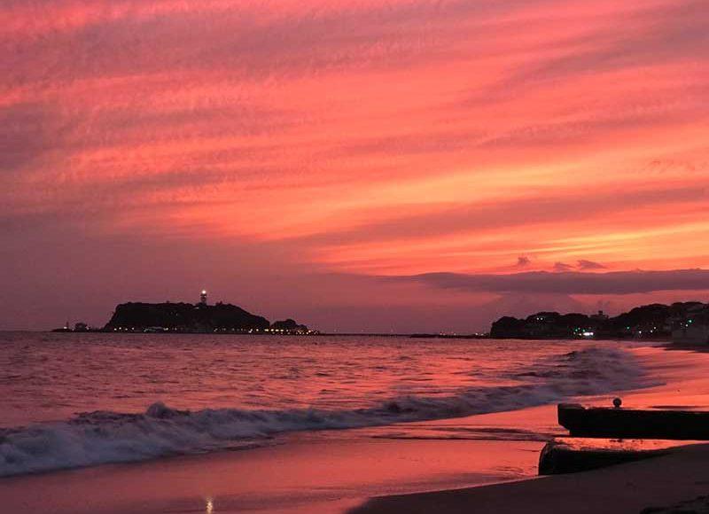 【稲村ヶ崎温泉2階リニューアル】海が見える絶景露天温泉!鎌倉唯一の天然の黒湯は観光の締めくくりに超おすすめ