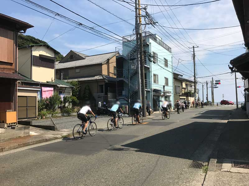 自転車多すぎ