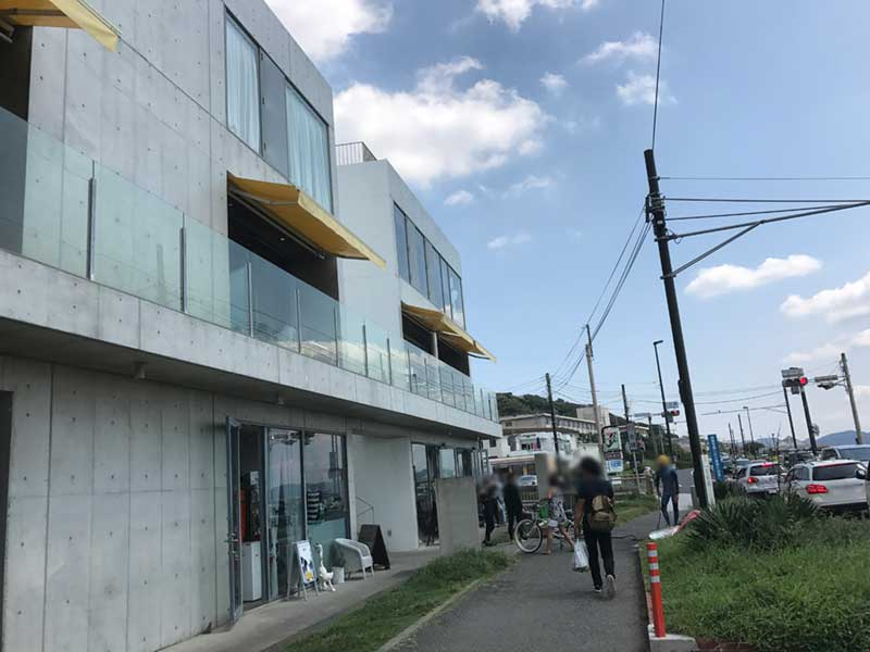 世界一の朝食パンケーキのビルズ七里ガ浜店