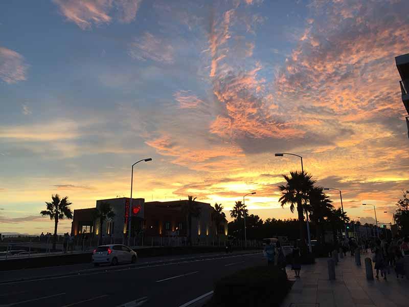 【湘南に移住して良かったこと】海辺で朝日・夕陽を日常的に浴びる毎日