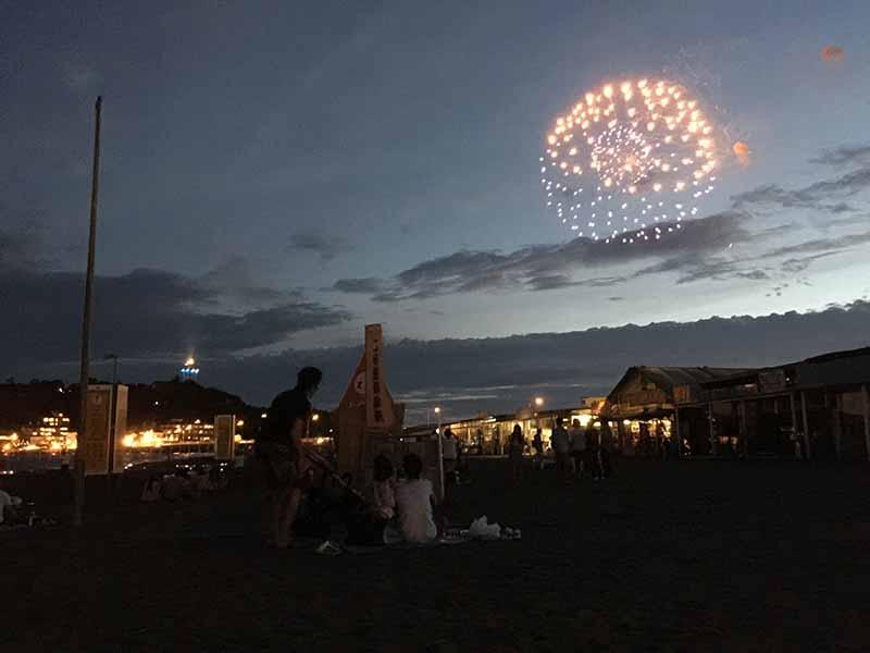 「ふじさわ江の島花火大会」の絶対空いているおすすめ穴場見学スポット