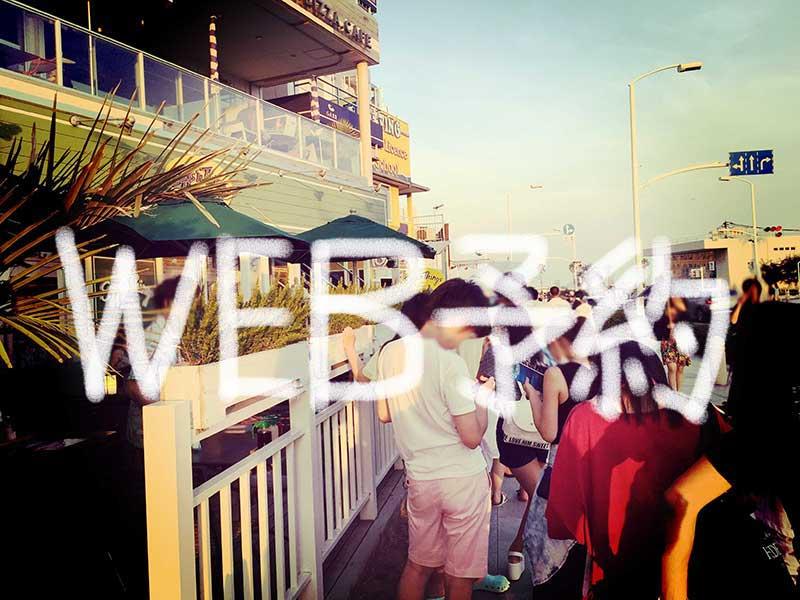 【エッグスンシングス江ノ島】ディナータイムはWEB予約で待ち時間ゼロ!