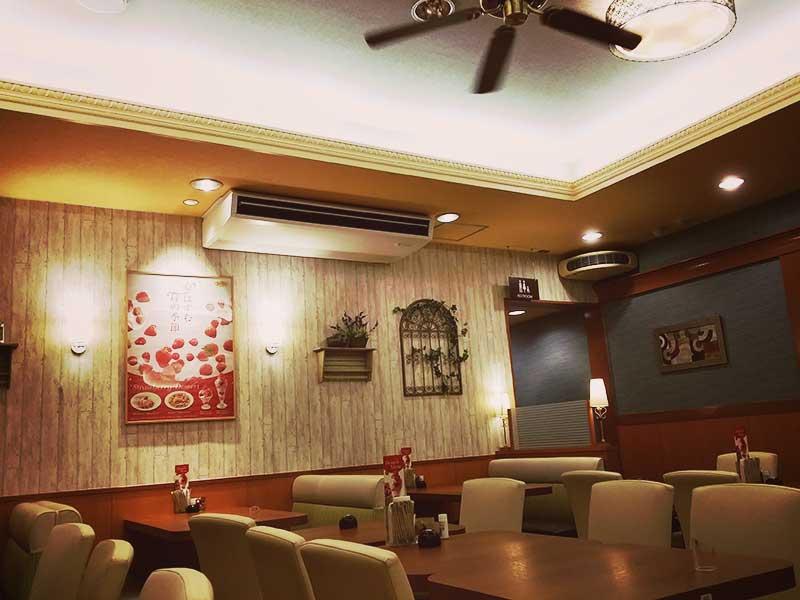 湘南らしいカフェ風テラスの【デニーズ江ノ島店】が居心地良すぎ