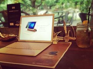【MateBookレビュー】青山の体験イベントで即決購入!薄い・軽い・打ちやすい!ただしFnキーは不満