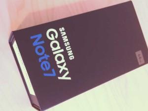 【GalaxyNote7】海外通販初心者がETORENで購入する方法・値段・感想などをレビュー