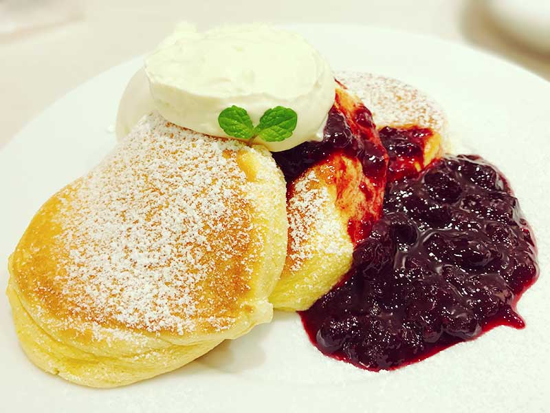 【幸せのパンケーキ鎌倉店】人気おすすめパンケーキを待ち時間なしでほっこり食べた感想