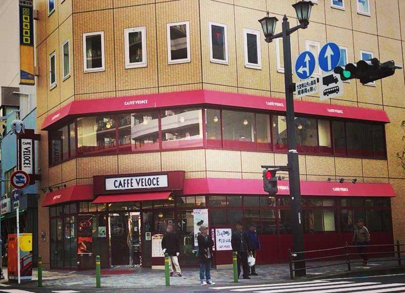 【藤沢ノマドカフェ】小さい方のベローチェ藤沢駅北口店。年配客が多い安定のゆったり感でライティング作業が捗る