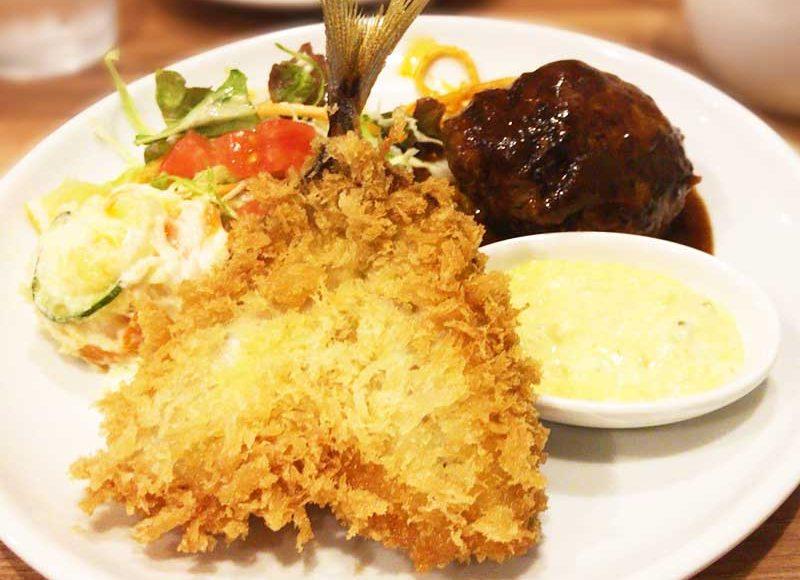 【平塚駅近70's kitchen】カジュアルな王道メニューが何でも美味しい街の洋食屋さん