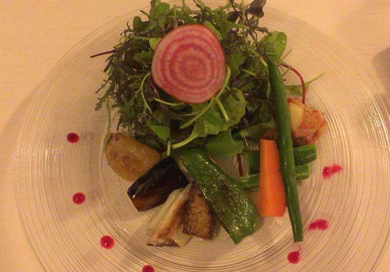 旬野菜のオードブル