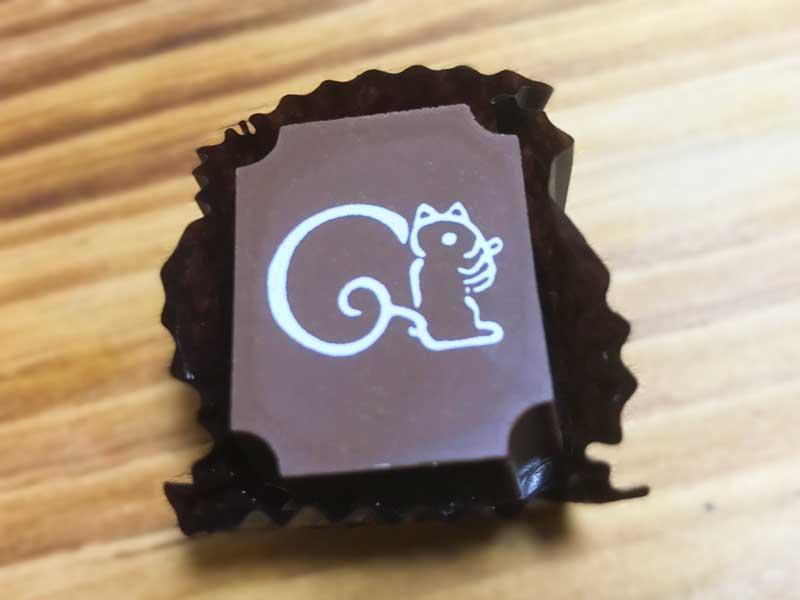 クルミッ子とミルクチョコレート